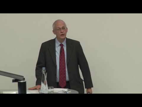 Past-Presidents Plenary: Oliver Hart, Incomplete Contracts and Control