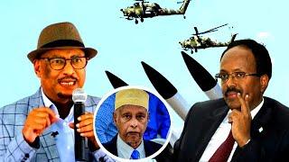 Gudoomiye Faysal Oo Reer Muqdisho Runta Usheegay Xili Villa Somaliya Looga Shakiyey Dilkii Ganeralka