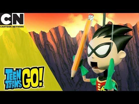Teen Titans Go! | Most Epic Battles | Cartoon Network UK
