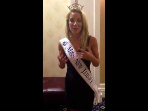 Get to Know Miss New Jersey 2013