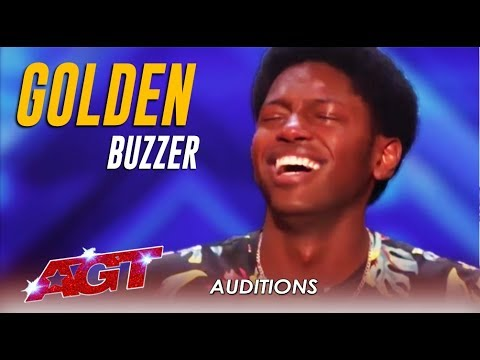Joseph Allen: Captures America's Heart and Howie's GOLDEN BUZZER! | America's Got Talent 2019