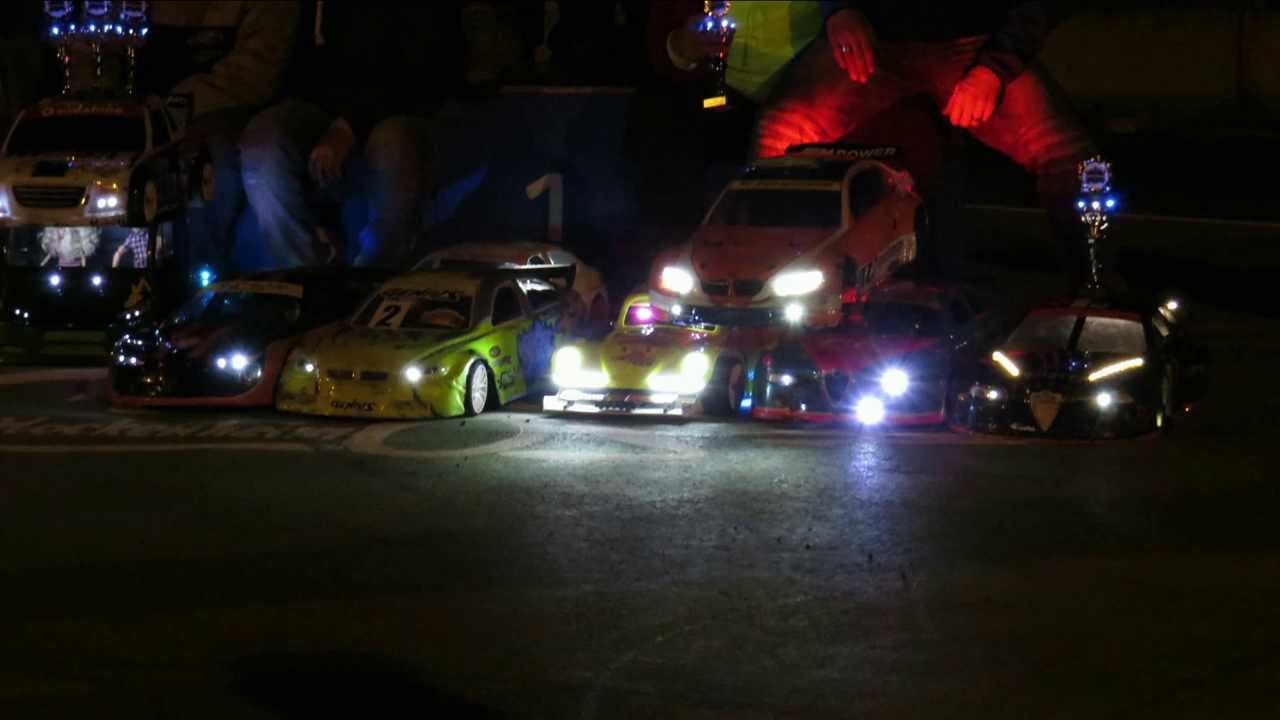 Rc Cars Gluhwein Cup Night Race Foto Video Show Youtube