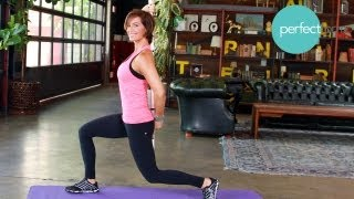 Perfect Alignment Warm-Up | Perfect Form With Ashley Borden
