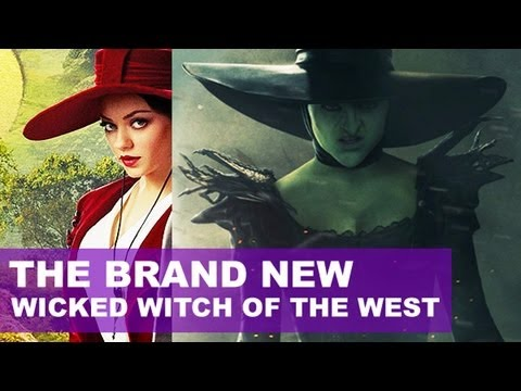 Mila Kunis is The Wicked Witch of the West in Oz 2013?! - Beyond The Trailer