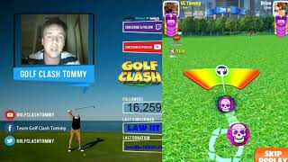 Golf Clash, Highlights with replays - Weekend round, Masters division! New York Classic! thumbnail