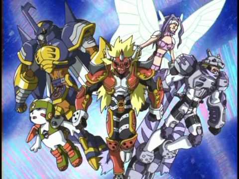 Digimon Staffel 4