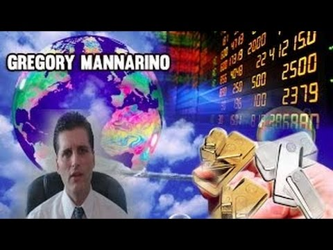 Gregory Mannarino: World Debt Bubble, Gold & Silver to Skyrocket, Stock Market