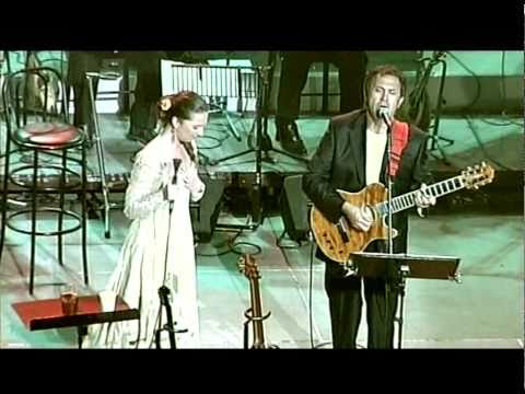Dulce Pontes & George Dalaras - O Mare e Tu (The Sea and You)