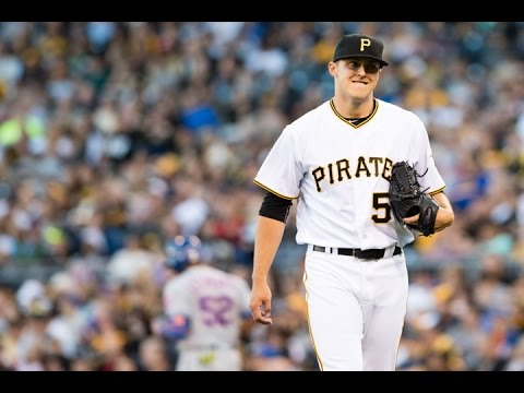 Jameson Taillon | 2016 Rookie Highlights