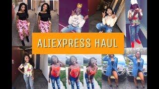ALIEXPRESS TRY ON HAUL !!