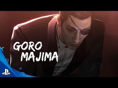 Yakuza 0 - Majima Trailer | PS4