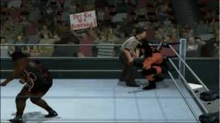 wwe 13 WWE VS ECW VS TNA SUPERSAVE PROJECT UPDATE PS2 HD