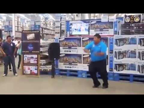 Gordito Bailando EL Serrucho Edgar Ramos
