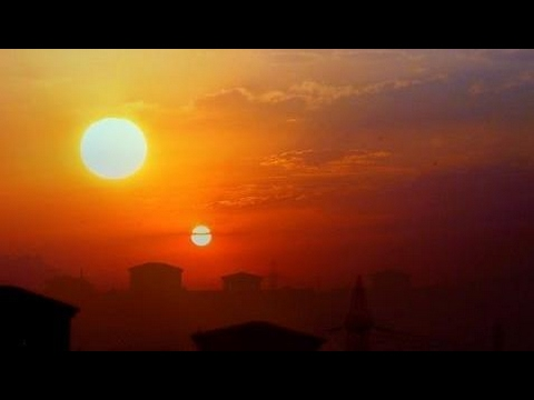 Skywatch- Two Suns in the Sky- Nibiru Approaches