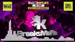 Selecta Breaks Records On Tour presents BREAKSMAFIA
