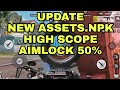 NO BANNED SAFE-Assets.npk-High Scope & Aimlock 50%-26 September 2018 | Rules Of Survival