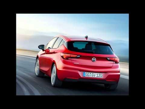 Новый Opel Astra — пятое поколение немецкого хэтчбэка