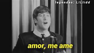 The beatles Love Me Do(legendado)PT/Br