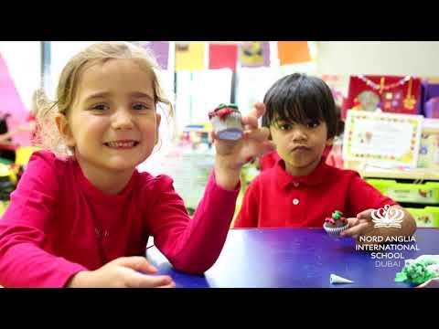 Nord Anglia Dubai National Day promotional Video 2017