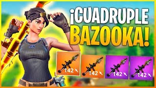 FORTNITE Battle Royale: NUEVO MODO SUPER EXPLOSIVO! SOLO vs SQUAD | Makina