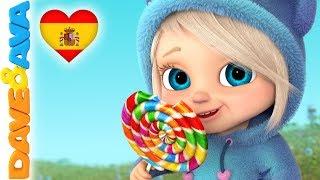 ❤️Сanciones Infantiles | Canciones para Niños y Videos Infantiles de Dave y Ava ❤️