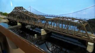 Mississippi River Bridge - Start to Finish