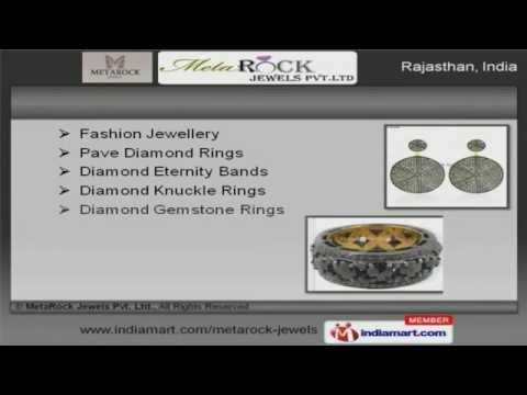 Designer Jewelery Collection by MetaRock Jewels Pvt. Ltd., Jaipur
