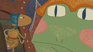 Лягушка и муравьи | Алтайская сказка | мультики для детей | детские истории | The Frog and The Ants