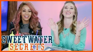Sweetwater Secrets with Vanessa Morgan With An EXCLUSIVE SNEAK PEEK!
