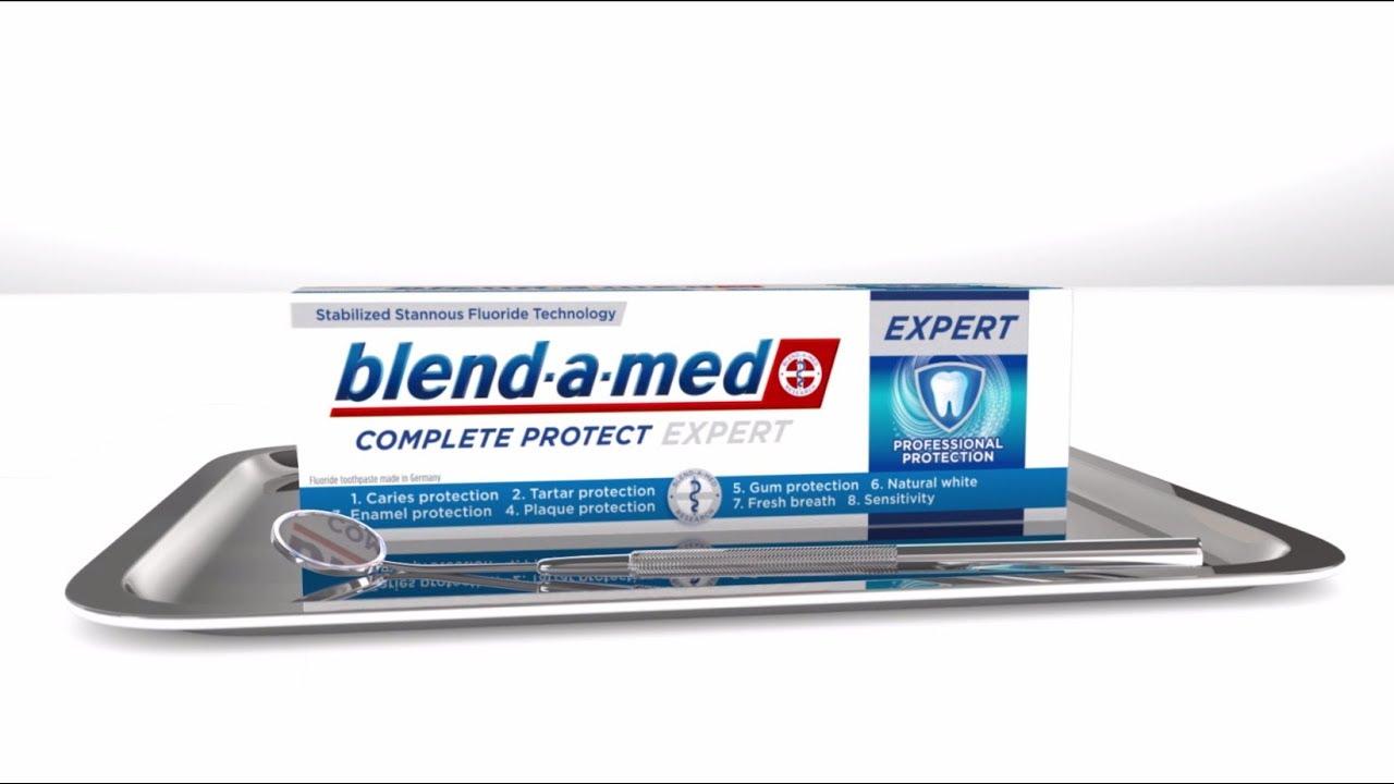 Pasta do zębów Blend-a-med Complete Protect Expert