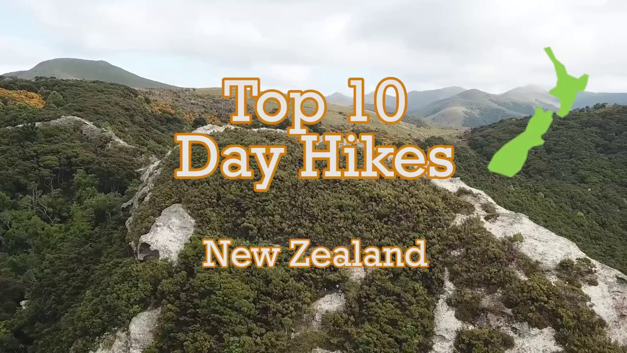 Top 10 New Zealand day hikes - VTravels