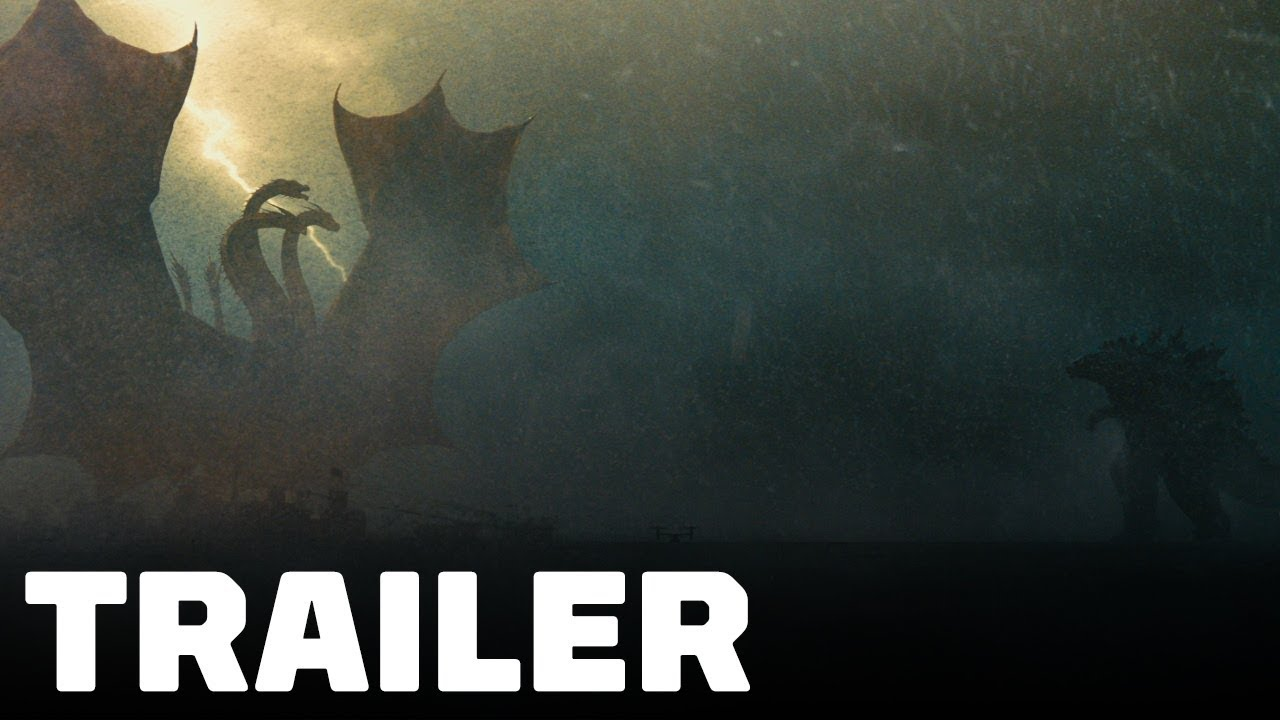 Godzilla: King of the Monsters - Official Trailer 2 (2019)
