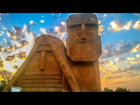 Stepanakert, We Are Our Mountains (tatik Papik), Nagorno Karabakh