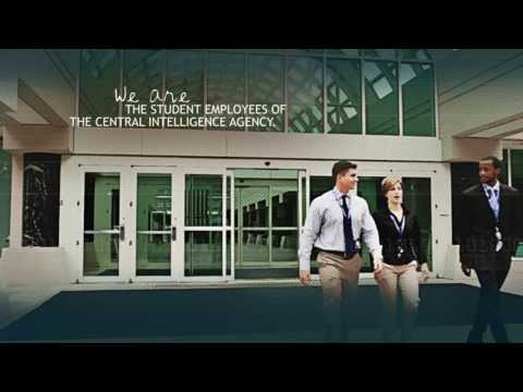 We are the student employees of the Central Intelligence Agency