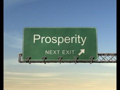 Prosperity Program Trust Fund Worth Over Three Quintillion Dollars - December 2012