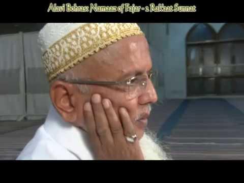 Alavi Bohras: Namaaz of Fajar - 2 Rak'aat Sunnat