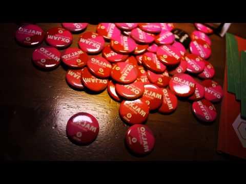 Oxjam Sheffield presents 'The Takeover' 2014