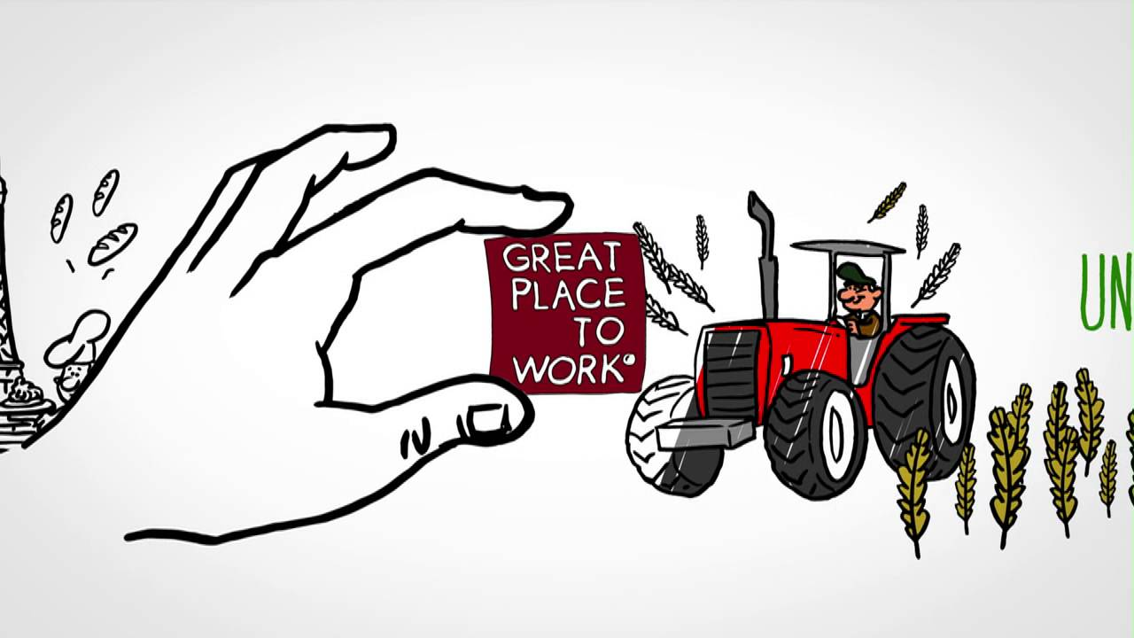 GREAT PLACE TO WORK - YouTube