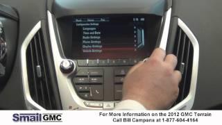 GMC Terrain 2012 Videos