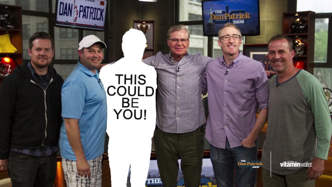 Man Caves Dan Patrick : Win a trip to the dan patrick show studio in nyc! youtube