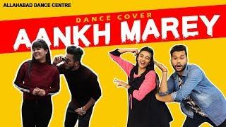 AANKH MAREY - SIMMBA | ALLAHABAD DANCE CENTRE CHOREOGRAPHY 2019