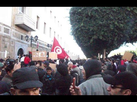 تونس..مئات المعتقلين في احتجاجات الغلاء  - نشر قبل 12 ساعة
