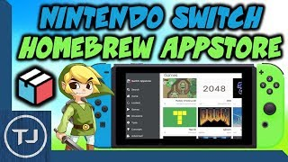 Switch Install Apps! (App Store)