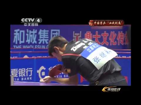 2013 China National Team Selection for WTTC in Paris [HQ][Chinese-Doc/partly translated in Eng]