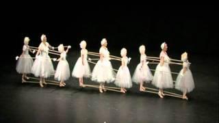 funny ballerina : a funny ballet dancing