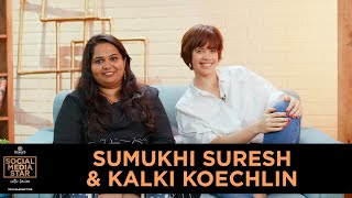 &#39Social Media Star with Janice&#39 E08 Sumukhi Suresh &amp Kalki Koechlin