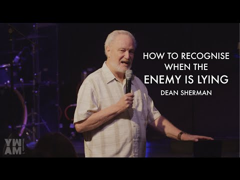 How To Recognise When The Enemy Is Lying   Dean Sherman   Public Meeting