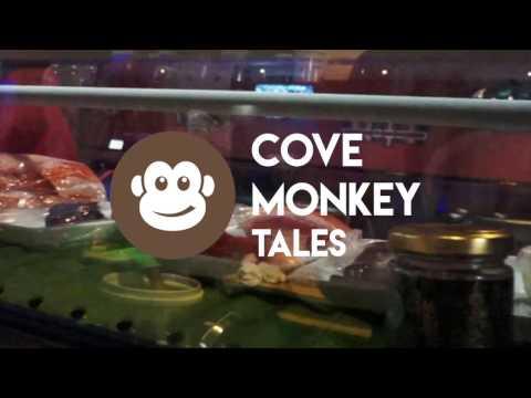 Cove Monkey Tales - Yoshi Sushi Fusion