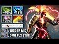 OMG Magic Juggernaut is Back! +52% DMG Blade Fury Yasha and Kaya Build Crazy Toxic Game Ever Dota 2