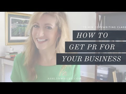 Public Relations 101: How to Write a Pitch Email for Your Creative Business